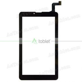 MF-818-070F Digitizer Glass Touch Screen Replacement for 7 Inch MID Tablet PC