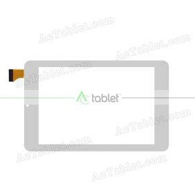 Touch Screen Replacement for Newpad Newsmy Q71 AllWinner A33 Quad Core 7 Inch Tablet PC