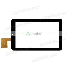 ZYD080-76 V01 Digitizer Glass Touch Screen Replacement for 8 Inch MID Tablet PC