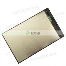 LCD Display Screen Replacement for Cube U63 U63GT MT6580 Quad Core 9.6 Inch Android Tablet PC