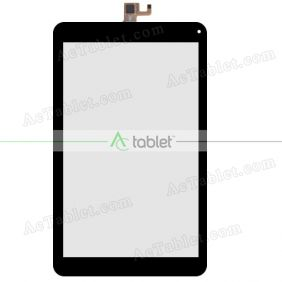 L20170414 HK101PG2762B-V06 Digitizer Glass Touch Screen Replacement for 10.1 Inch MID Tablet PC