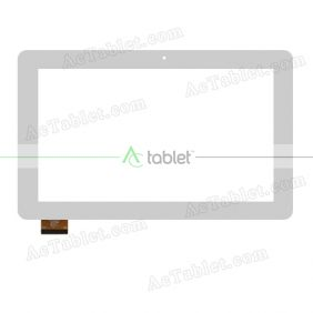 Replacement Touch Screen for Odys Space 10 Plus 3G Quad Core 10.1 Inch Tablet PC