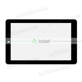 Touch Screen Replacement for RCA Saturn 10 Pro RCT6303W87M7 Quad Core 10.1 Inch Tablet PC