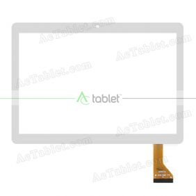 Digitizer Touch Screen Replacement for Teclast P98 3G TLP98 ID:M1A3 TPad MT6582 Quad Core 9.6 Inch Tablet PC