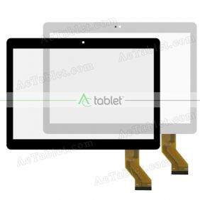 Digitizer Touch Screen Replacement for XGODY T1004 MTK6753 Octa Core 10.1 Inch Tablet PC