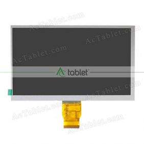 Replacement M895WS02-FPC-V02 LCD Display Screen for 9 Inch Tablet PC