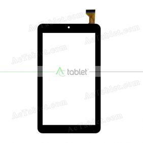 OLM-070A1990-FPC Digitizer Glass Touch Screen Replacement for 7 Inch MID Tablet PC