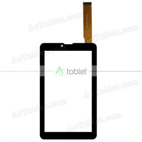 YLD-CEG7710-FPC-A0 Digitizer Glass Touch Screen Replacement for 7 Inch MID Tablet PC