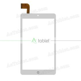 FPC-FC70J1020-00 Digitizer Glass Touch Screen Replacement for 7 Inch MID Tablet PC