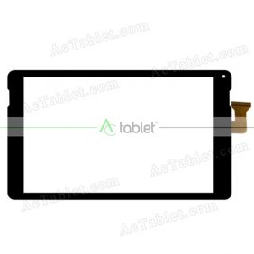 FPC-FC101S388-00 Digitizer Glass Touch Screen Replacement for 10.1 Inch MID Tablet PC