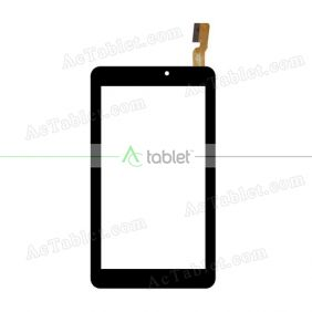 CZY6473B1-FPC Digitizer Glass Touch Screen Replacement for 7 Inch MID Tablet PC
