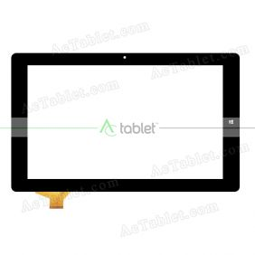 OLM-116D1770-VER.1 Digitizer Glass Touch Screen Replacement for 11.6 Inch MID Tablet PC