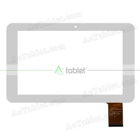Digitizer Touch Screen Replacement for Insignia Flex 8 NS-P16AT08 Quad Core 8 Inch Tablet PC