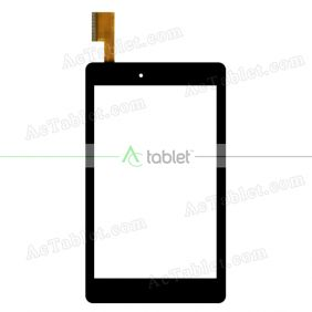 Digitizer Touch Screen Replacement for Argos Bush Spira B2 7 Inch AC70OX MTK8163 Quad Core Tablet PC