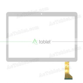 Digitizer Touch Screen Replacement for Cube iPlay9 U63 Plus MT6582V Quad Core 9.6 Inch Tablet PC