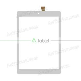 Digitizer Touch Screen Replacement for ALLDOCUBE iPlay8 U78 MTK8163 Quad Core 7.85 Inch Tablet PC