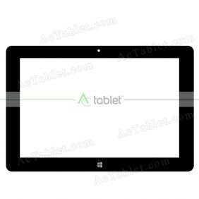 Digitizer Touch Screen Replacement for Onda V102W Z3736F Quad Core 10.1 Inch Tablet PC