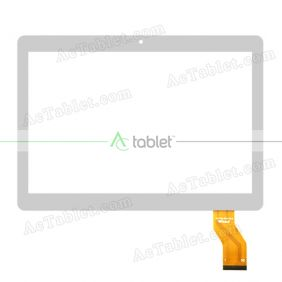 Digitizer Touch Screen Replacement for Onda V10 3G MTK8321 Quad Core Phablet 10.1 Inch Tablet PC