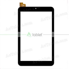 Digitizer Touch Screen Replacement for Onda V809S AllWinner A33 Quad Core 8 Inch Tablet PC