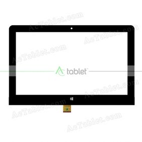 Digitizer Touch Screen Replacement for Onda oBook11 Pro Intel Core M3-7Y30 11.6 Inch Windows Tablet PC