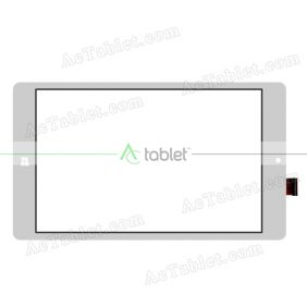Digitizer Touch Screen Replacement for Teclast X80 Power Intel X5-Z8300 8 Inch Windows Tablet PC