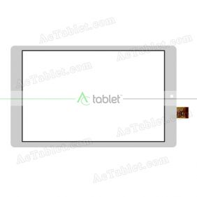 Digitizer Touch Screen Replacement for Teclast X80 Pro Intel X5-Z8300 8 Inch Windows Tablet PC