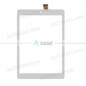 Digitizer Touch Screen Replacement for Teclast P89H MT8163 Quad Core 7.85 Inch Tablet PC