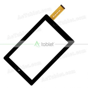 Digitizer Touch Screen Replacement for Kliver Klipad KL2888 8.9 Inch 2-in-1 Windows Tablet PC
