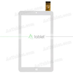Digitizer Touch Screen Replacement for Ployer MOMO7W P716 Z3735G Quad Core 7 Inch Windows Tablet PC