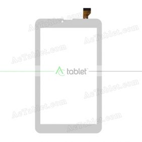 Digitizer Touch Screen Replacement for Ployer MOMO9 PLUS MT8312 Dual Core 9 Inch Tablet PC
