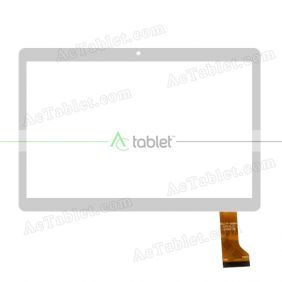 Digitizer Touch Screen Replacement for Ployer MOMO96 3G MT6582 Quad Core 9.6 Inch Tablet PC