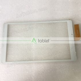 Digitizer Touch Screen Replacement for Aoson R103N MTK8163 Quad Core 10.1 Inch Tablet PC