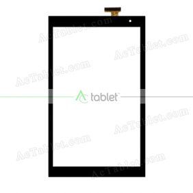 Digitizer Touch Screen Replacement for NPOLE NT101-IPS A83T Octa Core 10.1 Inch Tablet PC