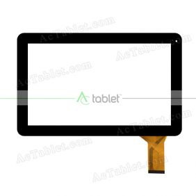 YDT1226-AO Digitizer Touch Screen Replacement for 10.1 Inch Tablet PC