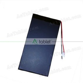Replacement 4000mah Battery for Amar 9 Inch MTK6572 Dual Core 3G Phone Tablet PC