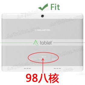 Fit for Teclast 98 Octa Core MT6753 10.1 Inch TPad