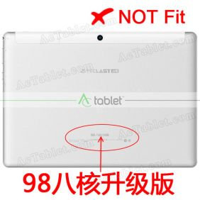 NOT Fit for Teclast TPad 98 Octa Core Upgrade MT6753 10.1 Inch