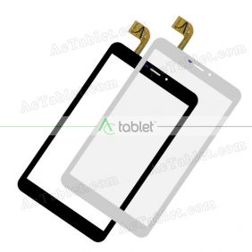 FPC-FC80J196-00 Digitizer Glass Touch Screen Replacement for 8 Inch MID Tablet PC