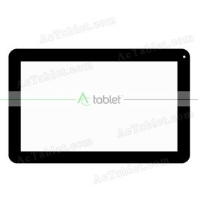 Replacement Digitizer Touch Screen for Digiland DL1022QR 10.1 Inch Quad Core Tablet PC