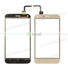 Digitizer Glass Touch Screen Replacement for Umi London Gold Android Phone