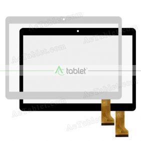 Digitizer Touch Screen Replacement for XGODY KT096H 3G MT6582 Quad Core 9.7 Inch Tablet PC