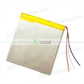 Replacement Battery for Teclast X80h Z3735F Quad Core Tablet PC