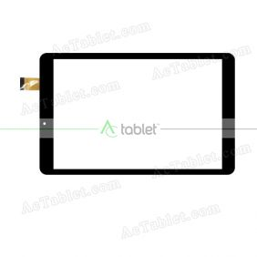 Touch Screen Replacement for Phoenix Switch 10 3G PHSWITCH103G x3-C3230RK 10.1 Inch Tablet PC