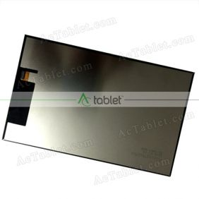 Replacement SQ101FPCL331R1-02 LCD Screen for 10.1 Inch Tablet PC