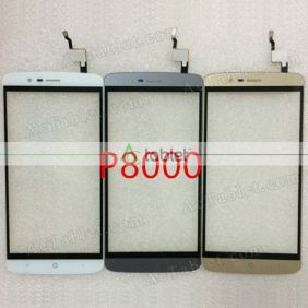 Digitizer Glass Touch Screen Replacement for Elephone P8000 Android Phone