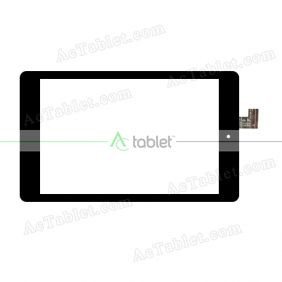 Digitizer Touch Screen Replacement for Digiland DL8006 MTK8127B Quad Core 8 Inch Tablet PC
