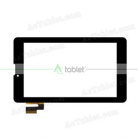 Touch Screen Replacement for Omega MID7300 Satellite 3G MT8312 Dual Core 7 Inch Tablet PC