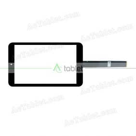 MCF-080-1518-V1 Digitizer Glass Touch Screen Replacement for 8 Inch MID Tablet PC