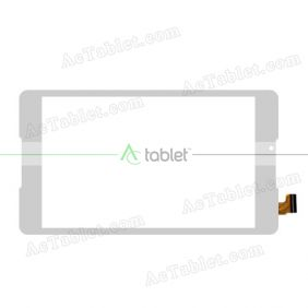 ZJ-80045A Digitizer Glass Touch Screen Replacement for 8 Inch MID Tablet PC