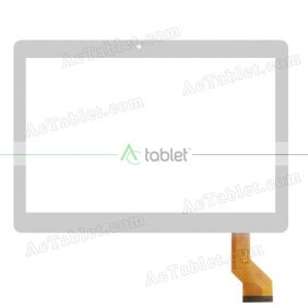 CEO-101-PG Digitizer Glass Touch Screen Replacement for 10.1 Inch MID Tablet PC